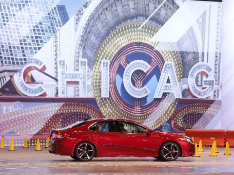 The 2018 Chicago Auto Show biggest reveals