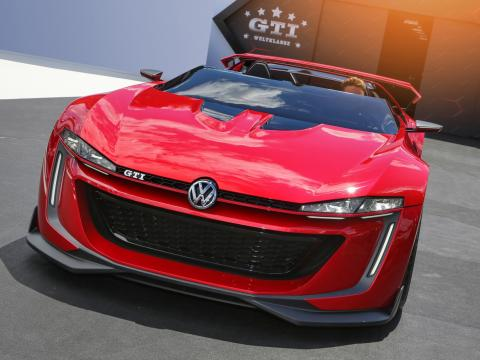 The Volkswagen GTI Roadster