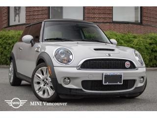 2010 MINI Cooper 3 Door S Camden Edition