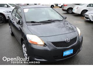 2010 Toyota Yaris 4-door Sedan 5M