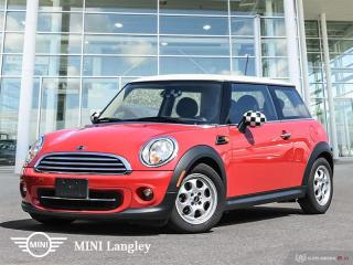 2012 MINI Cooper 3 Door Knightsbridge Classic