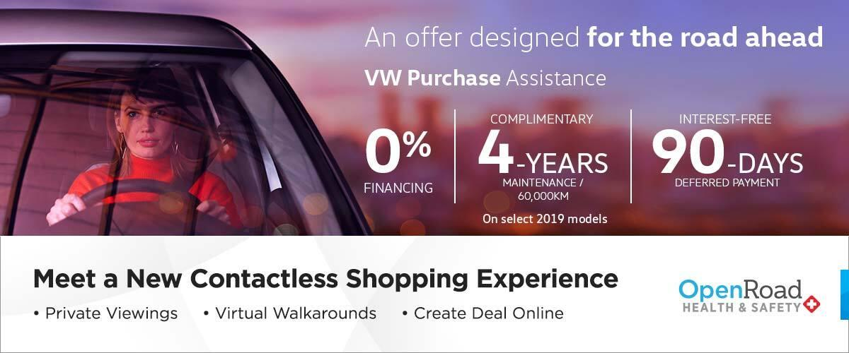 VW Promotions
