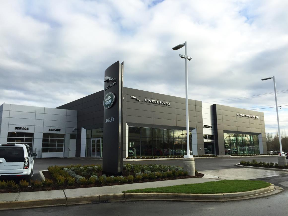 openroad unveils north america's first facility to showcase jaguar