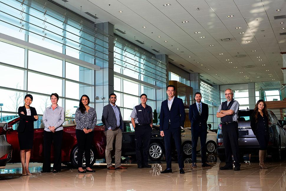 OpenRoad Auto Group named one of Canada's best companies to work for