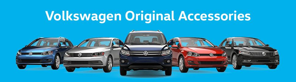 Original VW Accessories at OpenRoad VW