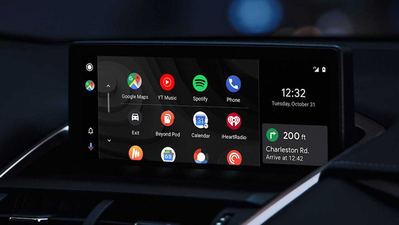 android auto 2019 update in car