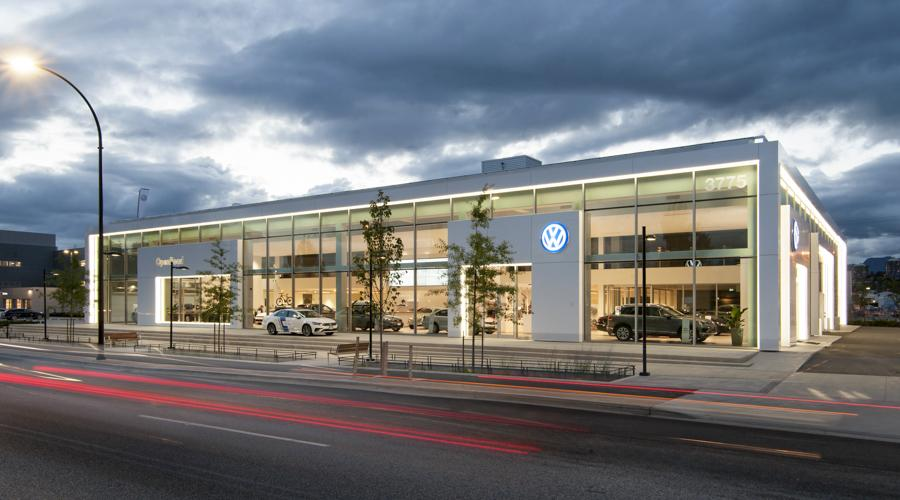 Book Service Appointment Online at OpenRoad VW Burnaby