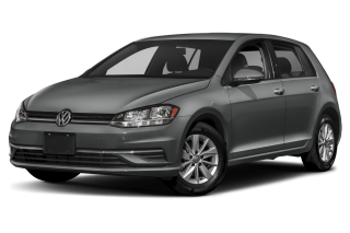2018 Volkswagen Golf 5-door Manual Trendline
