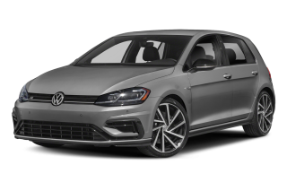 2018 Volkswagen Golf 5-door Manual