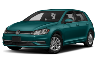 2019 Volkswagen Golf 5-door Manual Execline