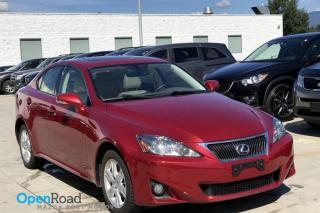 2013 Lexus IS AWD 6A