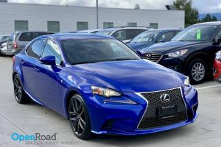 2015 Lexus IS AWD 6A