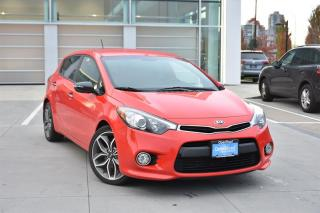 2016 Kia Forte (5) SX - at