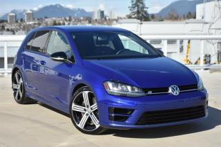 2016 Volkswagen Golf R 5-Dr 2.0T 4MOTION at DSG