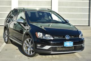2017 Volkswagen Golf Alltrack Alltrack 1.8T DSG 6sp at w/Tip 4MOTION