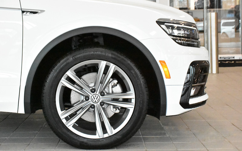 vw tiguan r line 20 inch braselton wheel package